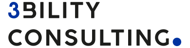 Logo: 3Bility Consulting